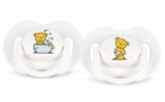 Avent Succhiotto in Silicone Teddy 0 3 mesi