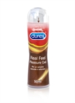 Durex Linea Lubrificanti Real Feel Pleasure Gel Lubrificante 50 ml