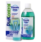 Plakkontrol Linea Igiene Dentale Quotidiana Collutorio Protezione Totale 500 ml