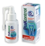 Plakkontrol Linea Igiene Dentale Quotidiana 15 Secondi Soluzione Spray 50 ml