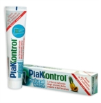 Plakkontrol Linea Igiene Dentale Quotidiana Natural White Dentifricio 100 g