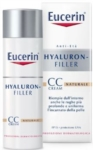 Eucerin Linea Hyaluron Filler Crema Colorata Naturale 50 ml