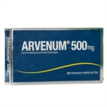 Arvenum 500 Mg Compresse Rivestite Con Film 60 Compresse