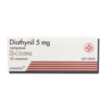 Diathynil 5 Mg Compresse 30 Compresse In Blister Pvc Al