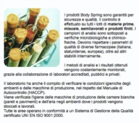 Body Spring Integratore Alimentare Ginseng 50 Capsule