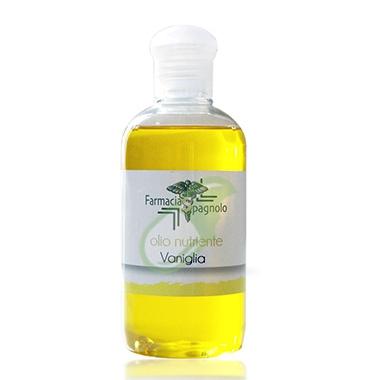 Farmacia Spagnolo Linea Corpo Olio Corpo Nutriente Idratante 250 ml Vaniglia