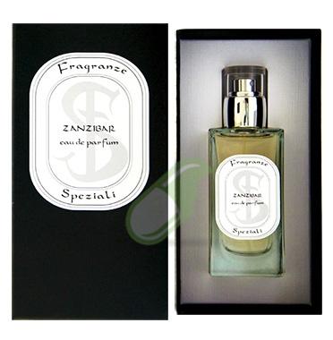 Farmacia Spagnolo Linea Fragranze Speziali Zanzibar Eau de Parfum Speziato