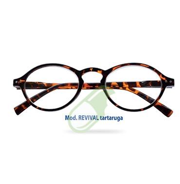 Prontoleggo Linea Occhiali da Lettura Modello Revival Tartaruga Gradazione +1,50