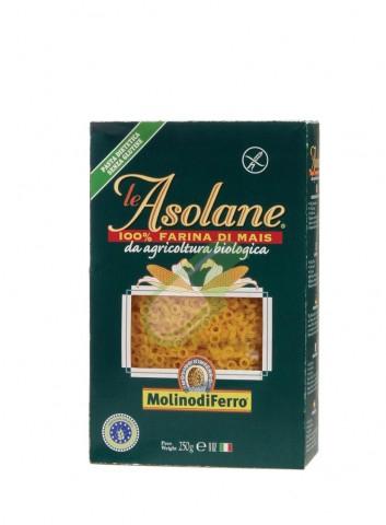 Le Asolane Anellini Mais senza Glutine 250 g