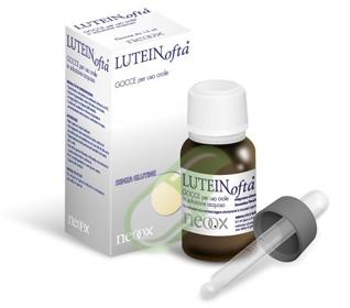 Neoox Linea Benessere dell'Occhio Lutein Ofta Integratore Gocce 15ml