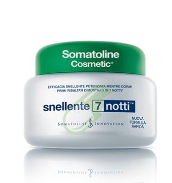 Somatoline Cosmetic Linea Donna Trattamento Snellente 7 Notti  Vaso da 400 ml
