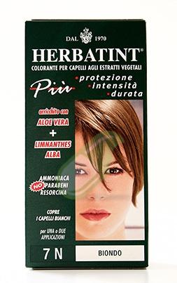 Antica Erboristeria Linea Colorazione Naturale Herbatint colore Biondo 7N 150 ml
