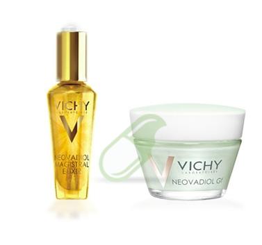 Vichy Linea Neovadiol Magistral Elixir Olio Nutriente+Neovadiol GF Densificante