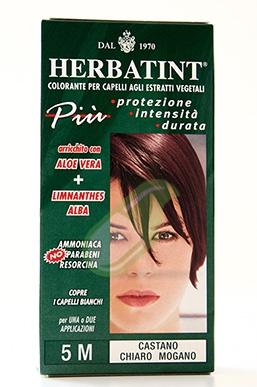 Antica Erboristeria Linea Colorazione Naturale Herbatint Cast. Ch. Mog.5M 150 ml
