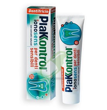 Plakkontrol Linea Igiene Dentale Quotidiana Jonosens Dentifricio Denti Sensibili