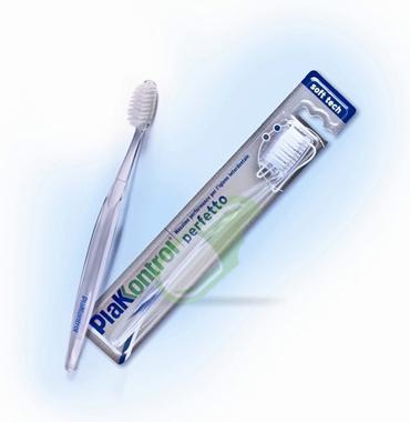 Plakkontrol Linea Igiene Dentale Quotidiana Perfetto Spazzolino Parodontale