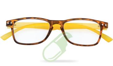 Prontoleggo Linea Occhiali da Lettura Modello Flexus nero Tarta Gradazione+3,00