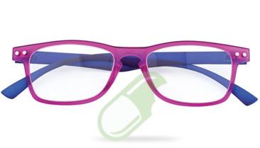 Prontoleggo Linea Occhiali da Lettura Modello Flexus blu Gradazione+3,00