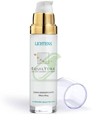 Lichtena Linea Equilydra Crema Viso Ridensificante Lifting Pelli Sensibili 50 ml