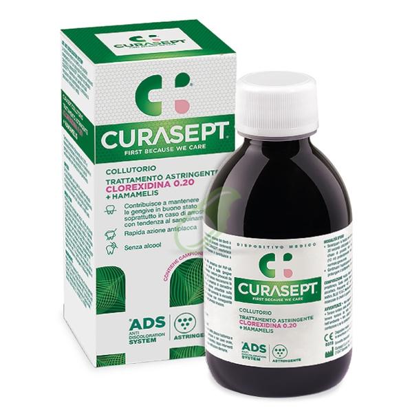 Curaden Curasept ADS Clorexidina 0,20% Colluttorio Astringente 200 ml