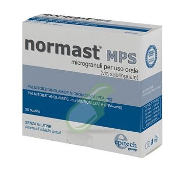Epitech Linea Sistema Nervoso Normast MPS 600 Integratore 20 Buste Orosolubuli