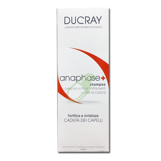 Ducray Linea Fortificante Anaphase + Shampoo Anticaduta per Capelli 200 ml