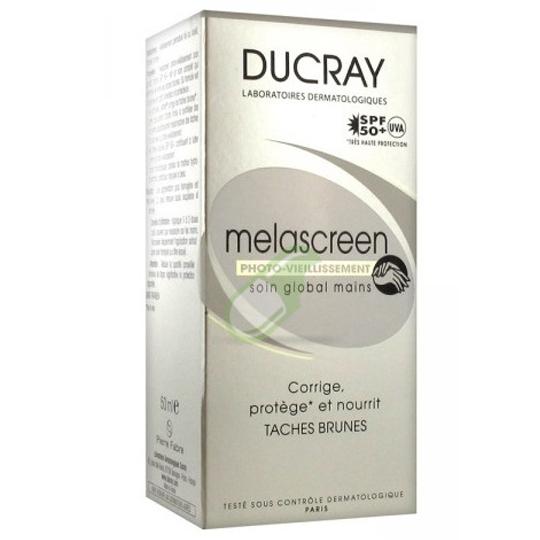 Ducray Linea Anti macchie Melascreen Crema Mani Spf 50+