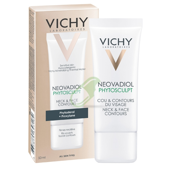 Vichy Linea Neovadiol Phytosculpt crema tonificante Collo 50 ml