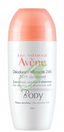 Avene Linea Deo Trattamento Deodorante Regolatore Pelli Sensibili Roll-on 50 ml