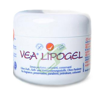 VEA Linea Pelli Sensibili Lipogel Gel Lenitivo Emolliente Protettivo 10 ml