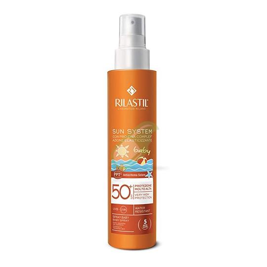 Rilastil Linea Solari  Sun System Baby Spray SPF 50+ 200 ml
