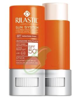 Rilastil Linea Solari Sun System Stick Protezione Molto Alta SPF 50+