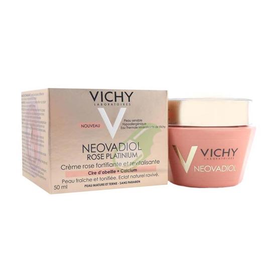 Vichy Linea Neovadiol Rose platinium crema rosa fortificante pelle matura 50 ml