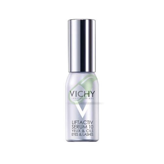 Vichy Liftactiv DS Anti-Rughe Serum 10 Siero Occhi e Ciglia 15 ml