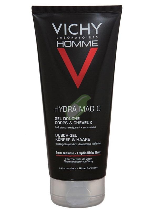 Vichy Linea Homme Hydra Mag C+ Gel Doccia Detergente Corpo Uomo 200 ml